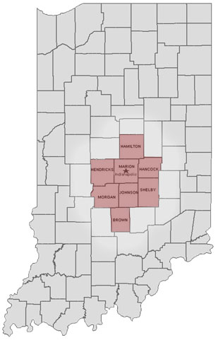 Greenwood, Indiana (Center Grove) Real Estate, Southside